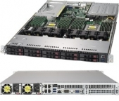Supermicro AMD EPYC A+ Server 1123US-TR4 Dual Socket, 10x 2,5